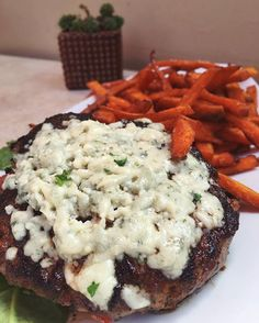 ... brown butter gorgonzola fries recipes dishmaps brown butter gorgonzola