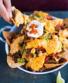 pimento cheese nachos