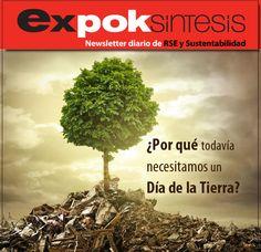¿Por qué todavía necesitamos un Día de la Tierra? http://www.expoknews.com/2013/04/18/por-que-todavianecesitamos-un-dia-de-la-tierra/
