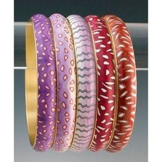 Tutorial  Make a Brass Channel Bangle with Polymer by CorvusFlies