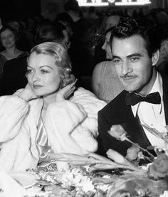 Constance Bennett and fourth husband Gilbert Roland (m. 1941-1946) two children, Lorinda, & Christina