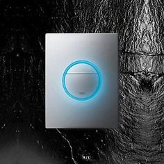 Placca Grohe con led
