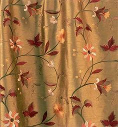 PRESTIGIOUS POPPY UPHOLSTERY LOOSE COVER CURTAIN FABRIC FLORAL MULTI CC52