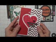 SOLD OUT - Every Day Card Kit 8 Card 3 - Heart Wedding - Love Card - Card Making - Scrapbooking - YouTube