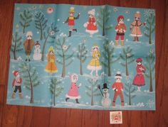 "Vintage Gordon Fraser Teal Christmas Wrapping Paper NOS Boy/Girl Snowball Fight FOR SALE • $9.99 • See Photos! Money Back Guarantee. Quality paper with great colors and graphics measuring 20"" x 28 1/2"" with matching gift card. 132008680532"