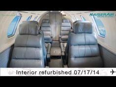 Citation II for sale by Kaiser Air - look at these amazing photos!