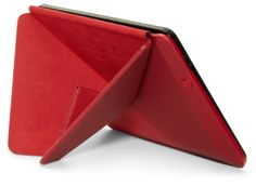 "Amazon Kindle Fire HDX 7"" Standing Leather Origami Case (will only fit All-New Kindle Fire HDX 7"")"