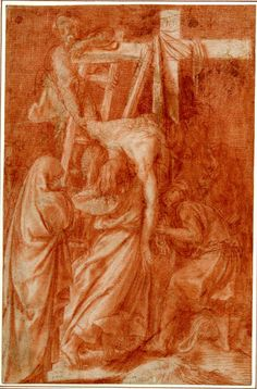 Pontormo - Descent from the Cross