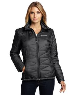 Columbia Women's Mighty Lite III Jacket - http://dressfitme.com/columbia-womens-mighty-lite-iii-jacket/