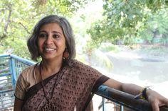 Urmi Basu runs New Light, a shelter for trafficked women and girls in Calcutta, India. An amazing woman!