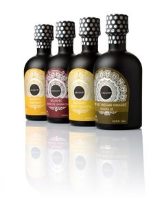 Debonatinta Estudi Gràfic gorgeous vinegar #packaging #design PD