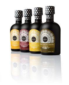 Debonatinta Estudi Gràfic gorgeous vinegar #packaging #design PD