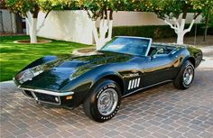 69 Corvette Convertible