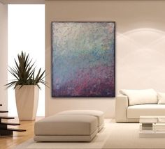 Large Original Abstract Painting Modern Art by ArtbySonjaAlfreider
