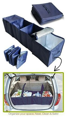 Vehicle Compartment Storage