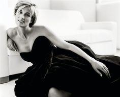 Diana, Princess of Wales by Mario Testino