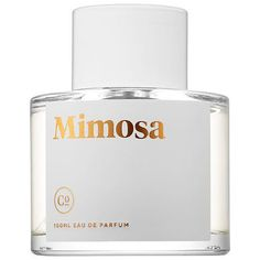 Inspired by a decadent brunch on a warm Sunday morning, Mimosa is a fresh and citrusy scent that is loved by both men and women. A vibrant marriage of bubbly champagne and sweet mandarin, the scent evokes the best part of a luxurious Sunday brunch. Sweet Mandarin, Bottle Design, Smell Good, Makeup Addict, Sephora, Perfume Bottles, Bubbles, Beauty Products, Hair Products