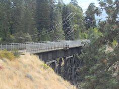 Kettle valley steam train Summerland
