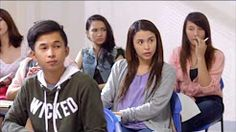 Girlfriend For Hire 2016 Tagalog Movie Yassi Pressman, Tagalog, Girlfriends, Adidas Jacket, Videos, Youtube, Movies, How To Wear, Films