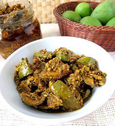 Mango pickle punjabi style