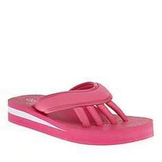 Yoga Couture Sandals in Hot Pink.