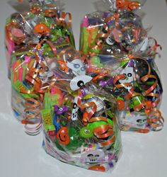 Halloween Treat Bags 2016 #blogger #treats #halloween x