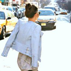 Miss New York already! #tb #nyfw by @Leo Faria ------- Já com saudades de NYC! - @Camila Coelho- #webstagram