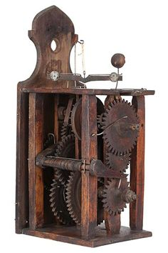 Clocks Made of Wood – Not a Black Forest Invention - Deutsches Uhrenmuseum