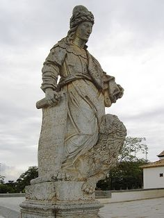 Os Doze Profetas, por Aleijadinho--Daniel
