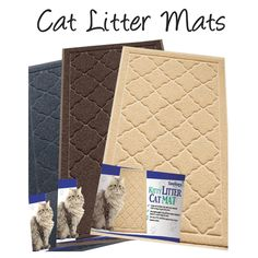 Best 25 Cat Litter Mat Ideas On Pinterest Best Cat