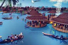 PATTAYA Chợ nổi thai land Asian Market, Places To Go, Thailand, Tours, Marketing, Outdoor Decor, Honey, Travel, Moon