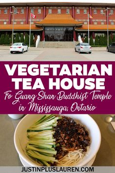 This vegetarian tea house inside a Buddhist temple in Mississauga, Ontario, is an absolute delight to visit. I provide some important information to know before you visit for a memorable dining experience. Vegan tea house | Vegan tea | Buddhist temple tea house | Buddhist temple Toronto tea house | Vegan restaurant in Mississauga | Vegetarian restaurant in Mississauga | Vegan cafe Mississauga | Vegetarian cafe Mississauga Vegetarian Laksa, Vegetarian Teas, Vegetarian Recipes, America City, Central America, North America, Ontario Travel, Toronto Travel, Travel Hacks