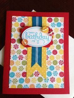 2 handmade birthday cards 2015 collection (1)