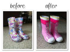 christhingsss: DIY: Lalaloopsy Boots