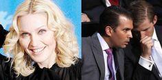 .@Madonna arremete contra hijos de @realDonaldTrump -...