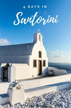4 Days in Santorini