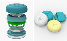 Flic launches Wireless Smart Button -I need one of these!!!!