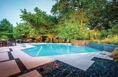 Zen Style Re-birth Makes For Award-winning Pool - Pool & Spa News
