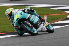 Joan Mir, Moto3, GP Gran Bretaña 2016