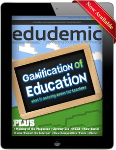 technology in the classroom magazine
