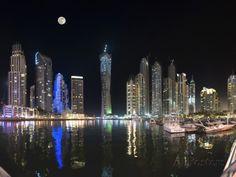 Dubai Marina, Dubai, United Arab Emirates, Middle East Photographic Print by Antonio Busiello at AllPosters.com