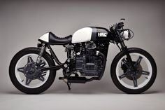 thygeek: Honda CX500 por Kustom Research