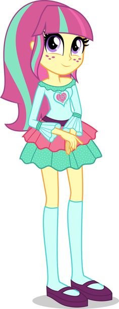 She's such a cutie patootie! Redesign of Indigo is next! Old design:  More redesigns of AU characters:  PLEASE,DO NOTUSE THIS VECTOR AND/OR DESIGNS WITHOUT MY PE...