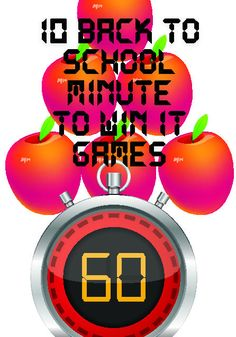 Back To School Minute to Win It Games http://www.childrens-ministry-deals.com/products/10-back-to-school-minute-to-win-it-games