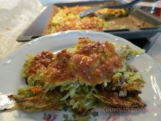 Για σήμερα Κολοκυθάκια με πατάτες και τυριά στο φούρνο! Tacos, Mexican, Beef, Ethnic Recipes, Food, Meat, Essen, Meals, Yemek