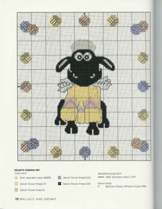 Gallery.ru / Фото #69 - Adele Welsby`s - Cross Stitch Characters - anfisa1