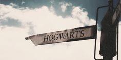 Hogwarts♥ Harry Potter.