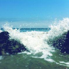 A day at the beach #Malibu