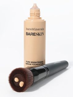 BareMinerals is coming out with a liquid foundation that's as ideal for sensitive and acne-prone skin as their original formula