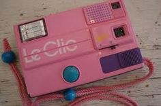 Old skool! This was my very first camera in the 80's!!